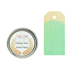 Green Patina Gilding Wax