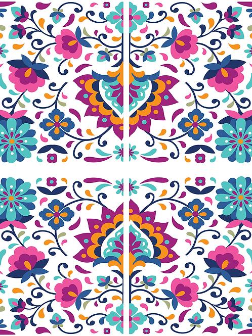 Latin Floral