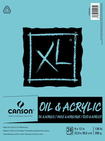 Canson XL Acrylic/Oil Pad