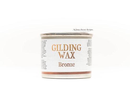 Bronze Gilding Wax