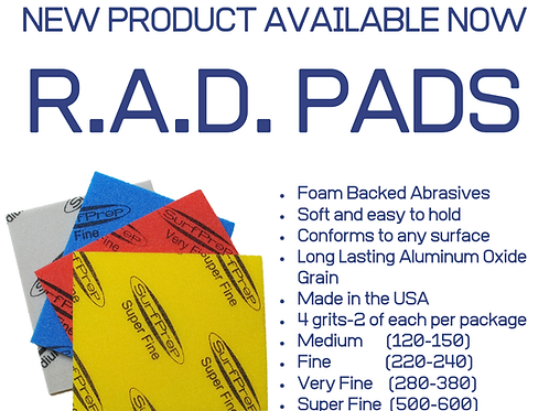 R.A.D. Pad by SurfPrep