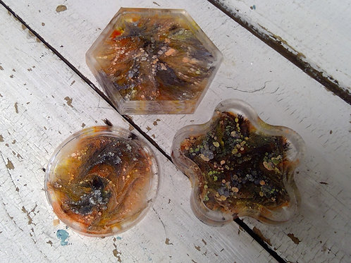 Resin Coasters (Set of 3)