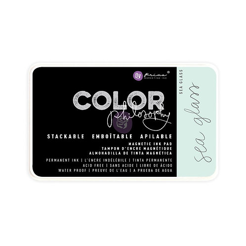Color Philosophy Permanent Ink Pad