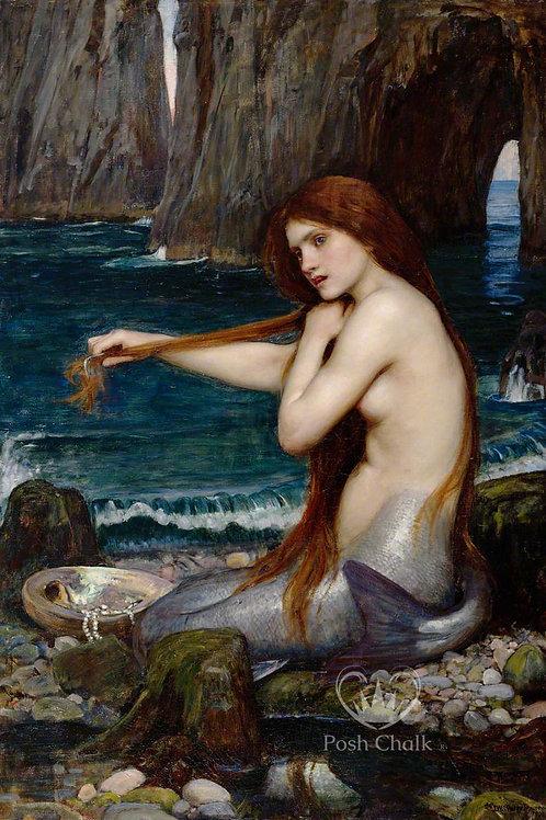 Posh Mermaid, Large