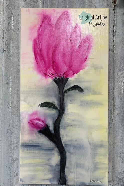 Drippy Magnolia
