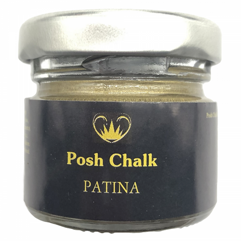 Byzantine Gold Posh Chalk Patina Gilding Wax