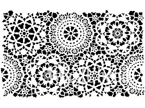Hippy Lace, Small