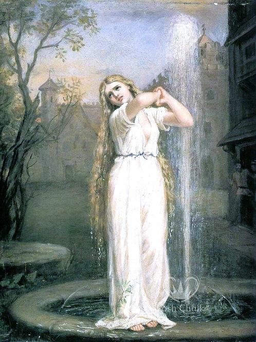Fountain Girl