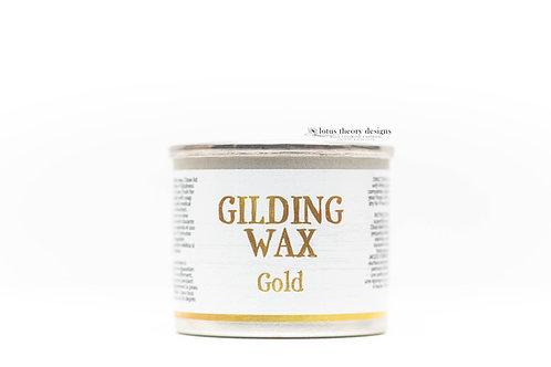 Gold Gilding Wax
