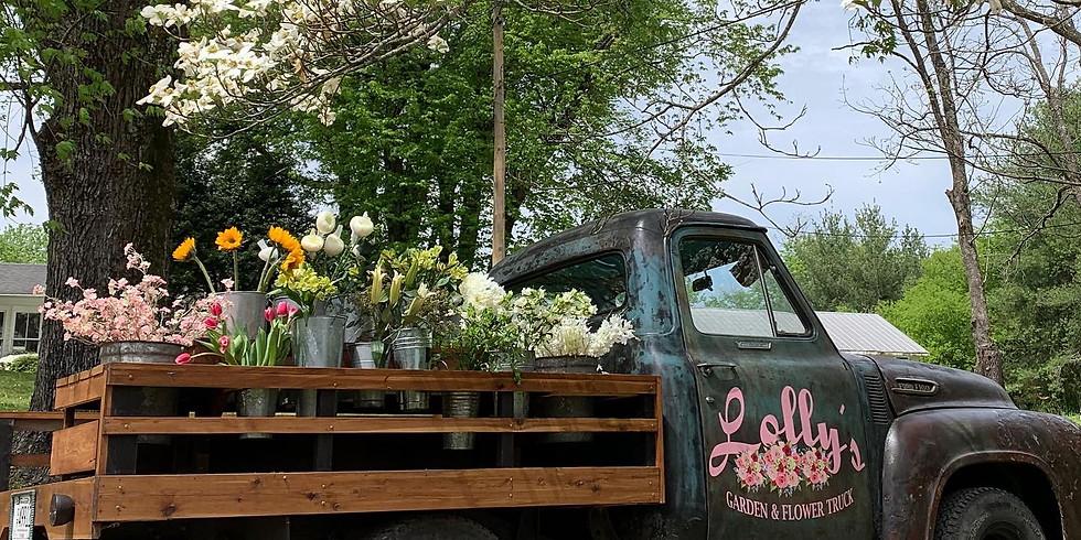 Lolly's Flower Truck