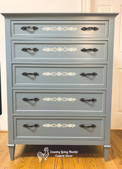 Dusty Blue Chest of Drawers.jpg