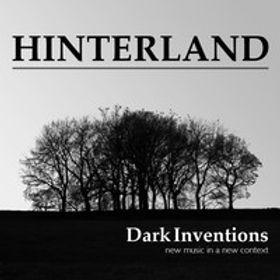 CD Cover for John Stringer's Hinterland