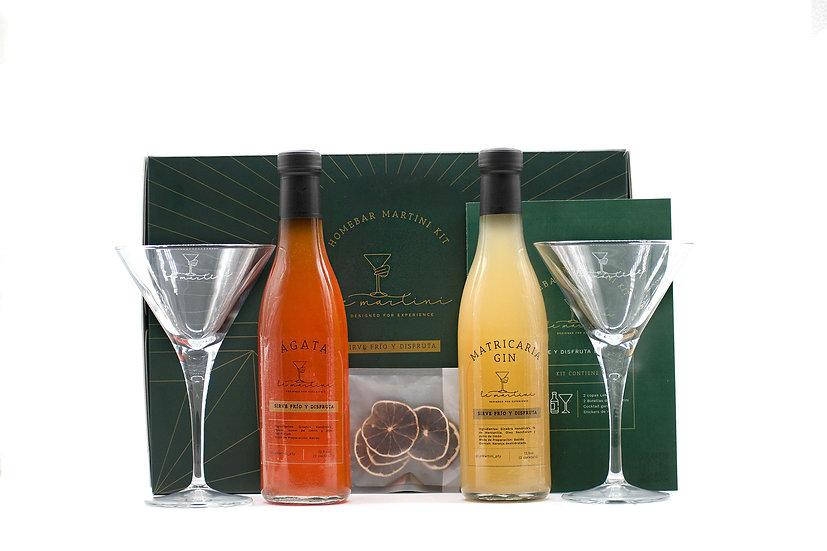 Le Grand Homebar Martini Kit