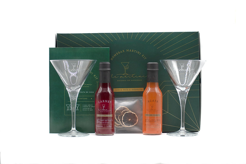 Le Petit Homebar Martini Kit