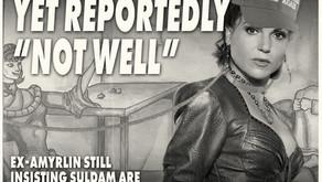 "WWN 3.21 - ELAIDA TRENDING YET REPORTEDLY ""NOT WELL"""