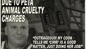 EXTRA! EXTRA! CAEMLYN INN CLOSED AMID PETA ANIMAL CRUELTY CHARGES!