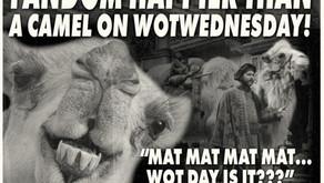 WOT DAY IS IT???