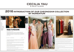Timeless Qipao Collection