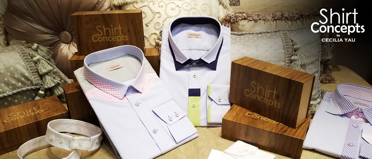 Shirt Concepts - Bespoke Shirt Service