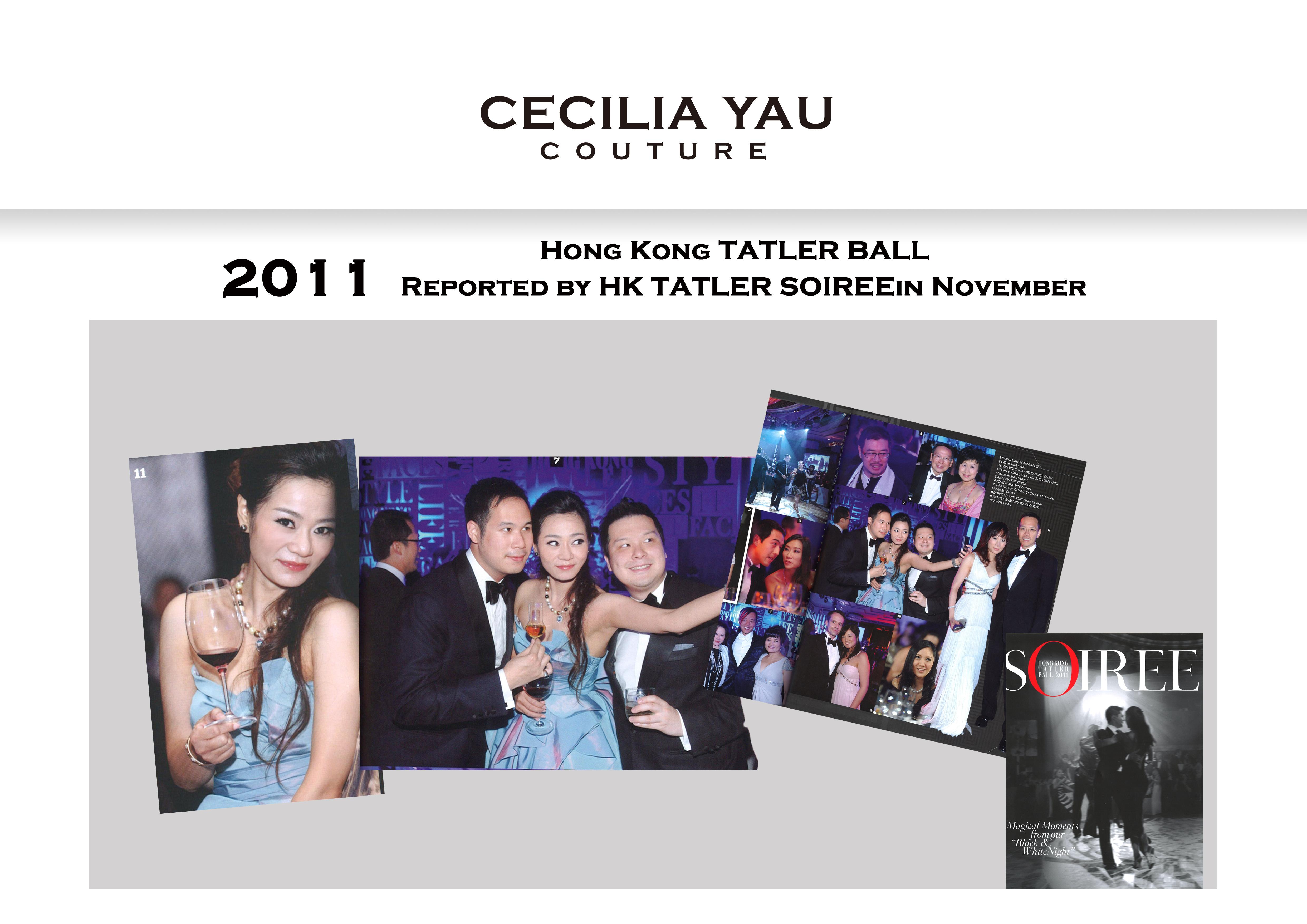 2011 Hong Kong Tatler Ball