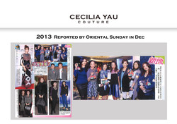 2013 Reported by Oriental Sunday