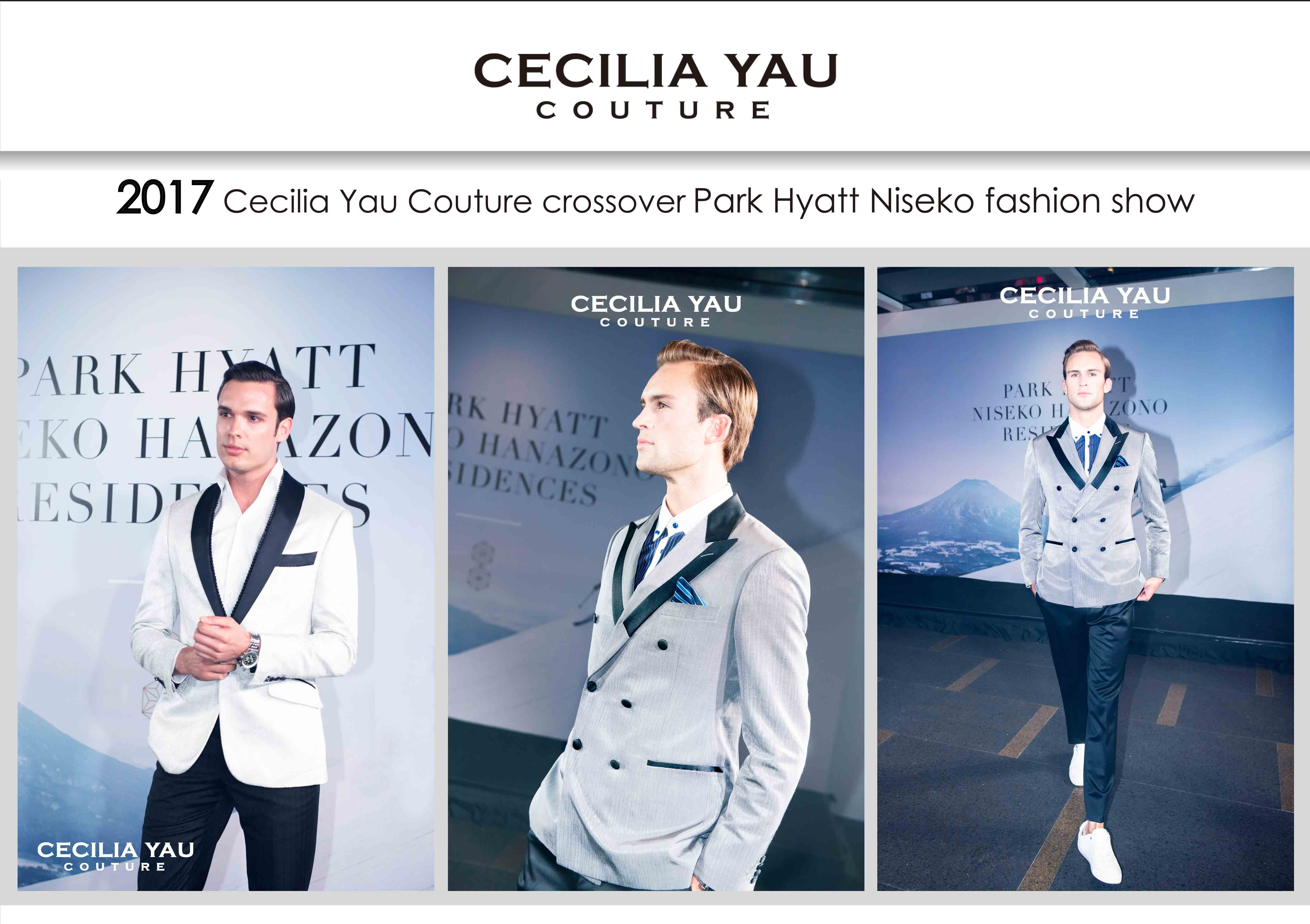 Cecilia Yau Couture Bespoke Suit