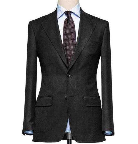 Black Class Suit
