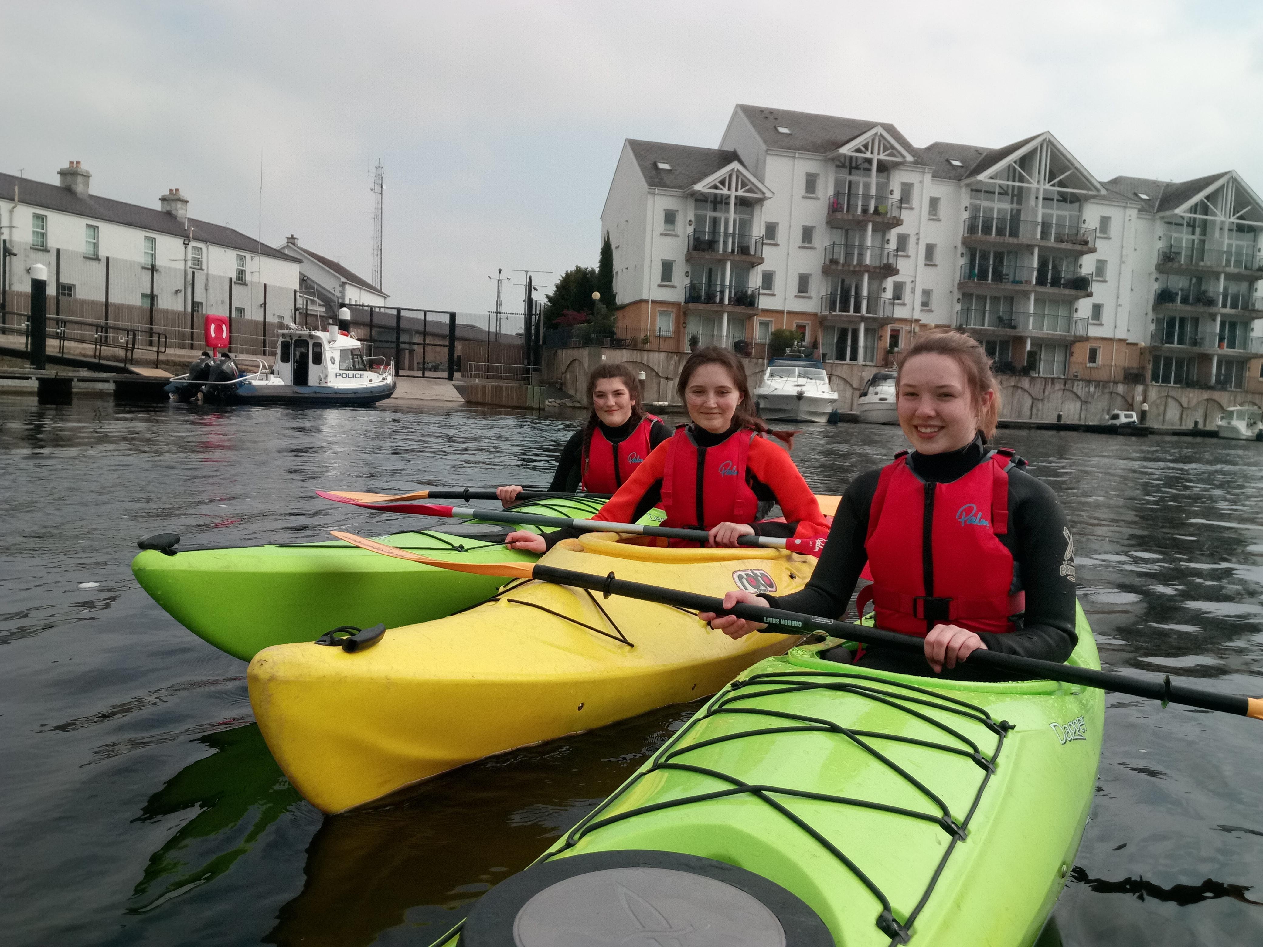 Island Town Paddle Tour