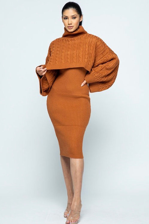 Kellie Sweater Dress/Set