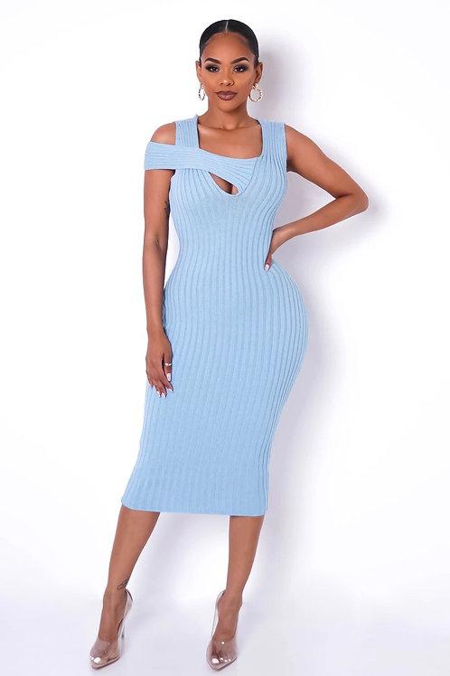 Jade Knit Dress