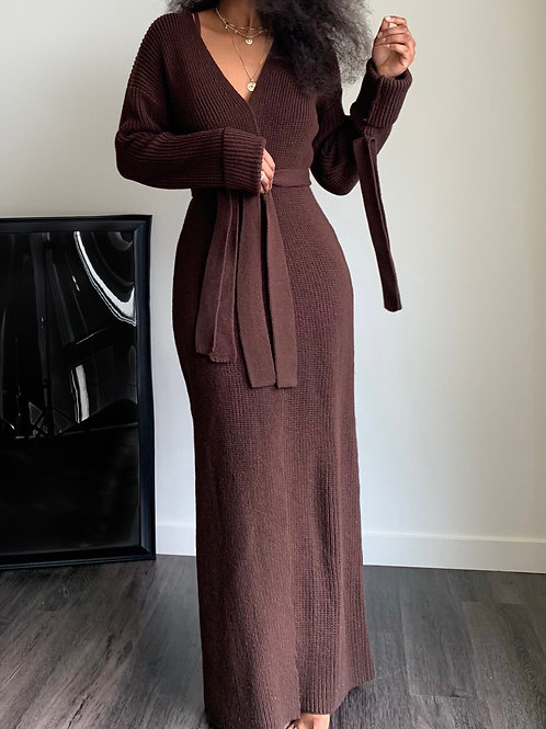 The St Claire Belted Cardigan    Estimated Shipping Date 02/12
