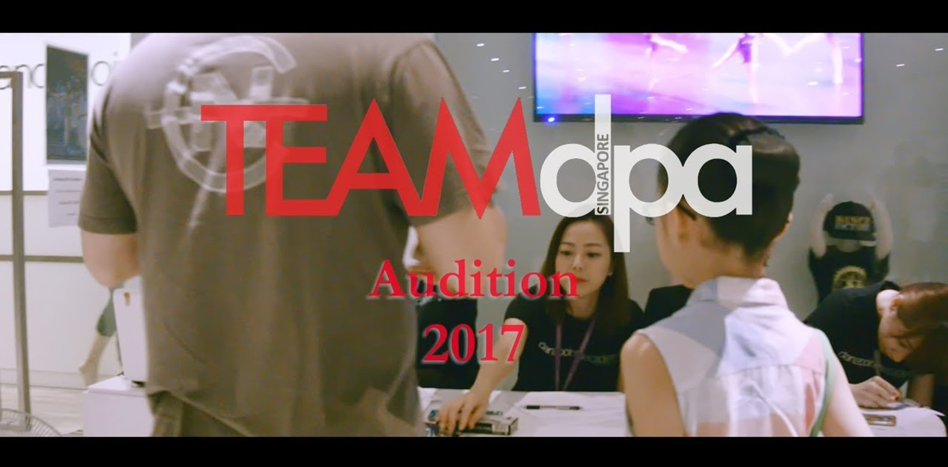 TEAMdpa Apprentice Audition 2017