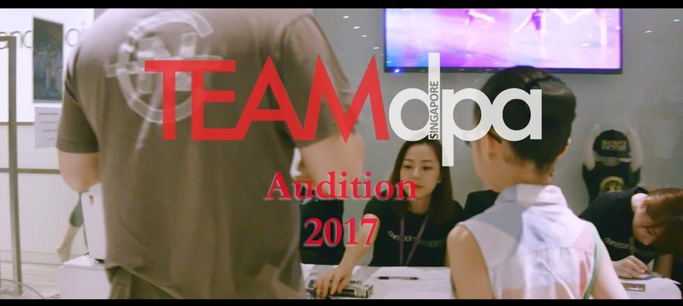 TEAMdpa Apprentice Audition 2017