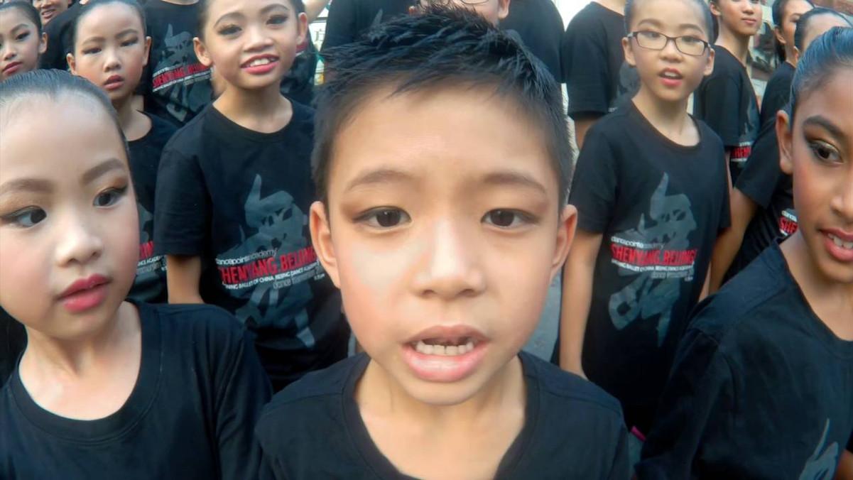 Shenyang – Beijing Dance Immersion 2016
