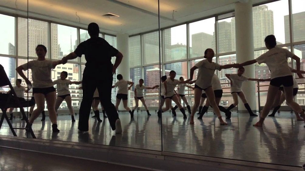 Alvin Ailey Dance Company and Broadway Dance Centre