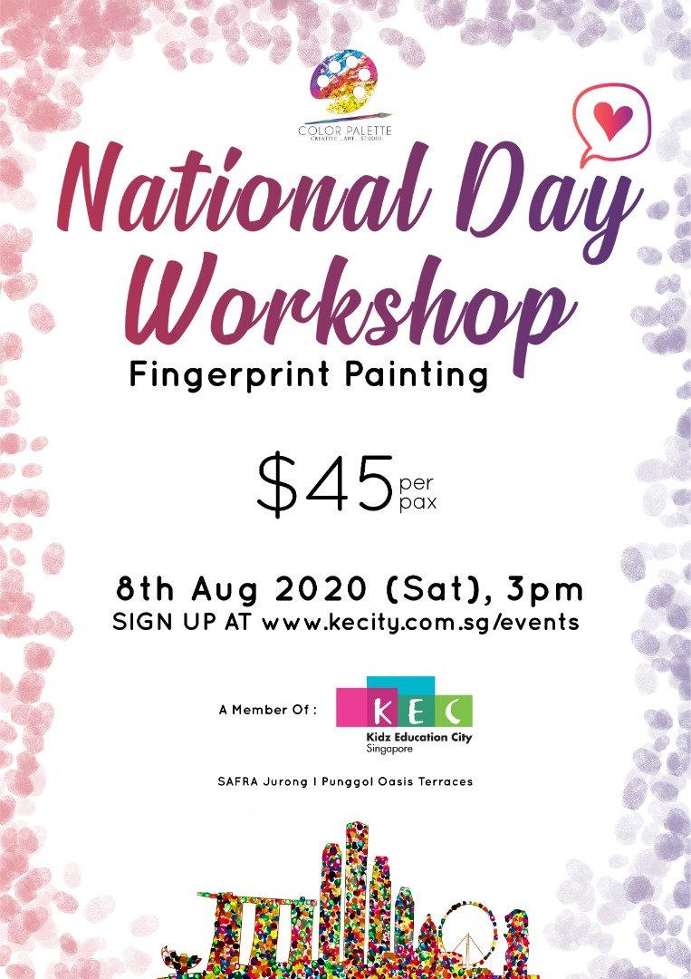 National Day Workshop