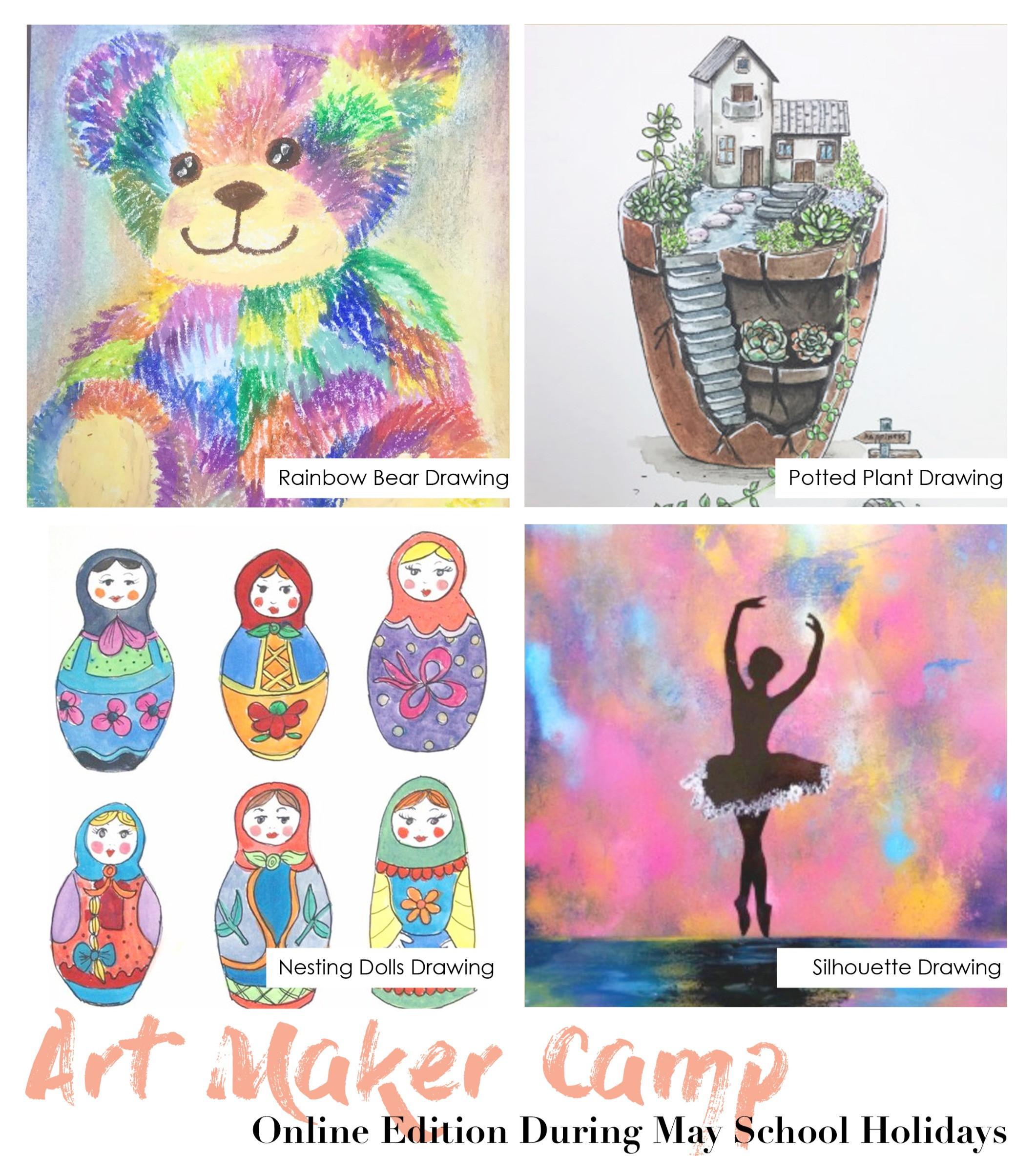 Art Maker Camp