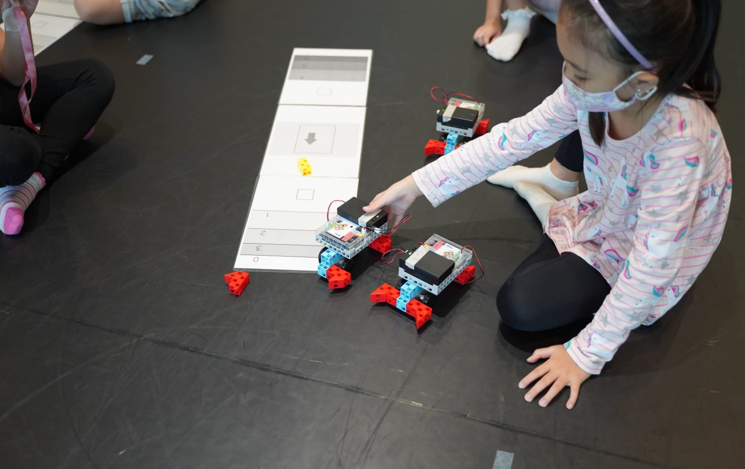 Wow! Learning - Robotics