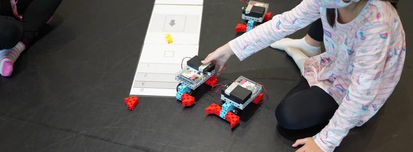 Wow! Learning - Robotics