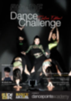 DFK team_5th - DF Dance Challenge Poster