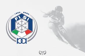 100 Anni FISI / Logo Contest  / Lorenzo Dalmasso