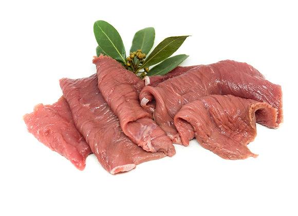 Fettine per Milanesi | 300 gr