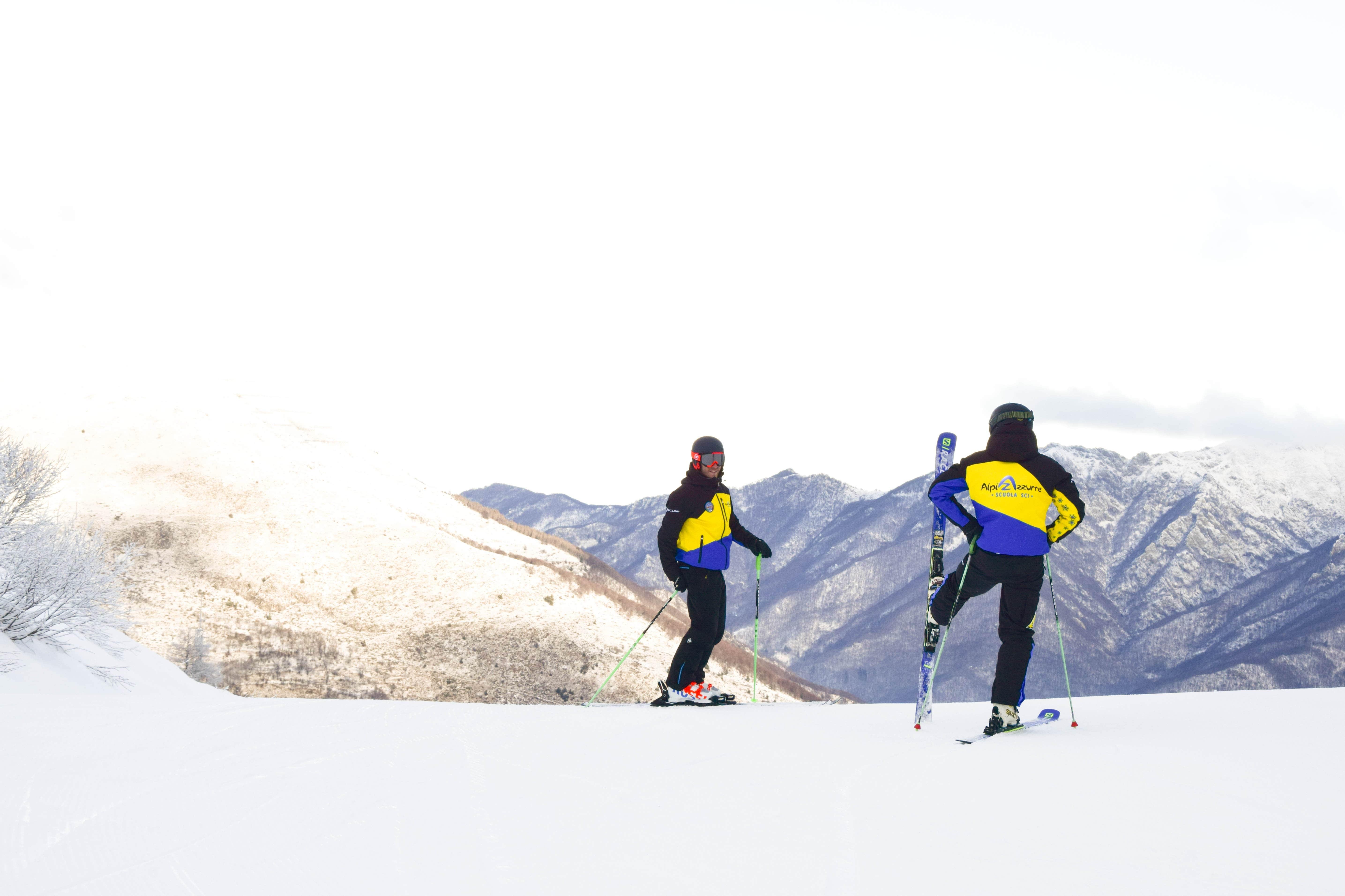 Scuola Sci Alpi Azzurre Limone Piemonte