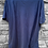 Thumbnail: Camiseta azul dragão branco
