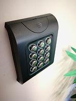 Intruder Access Keypad