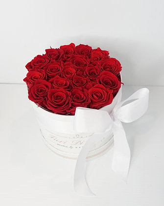 Red Luxe Rose Box