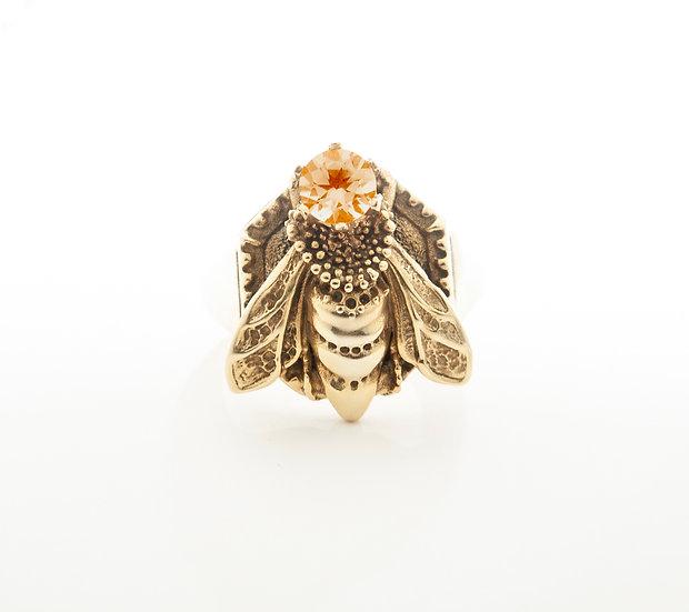 Gold Queen Bee