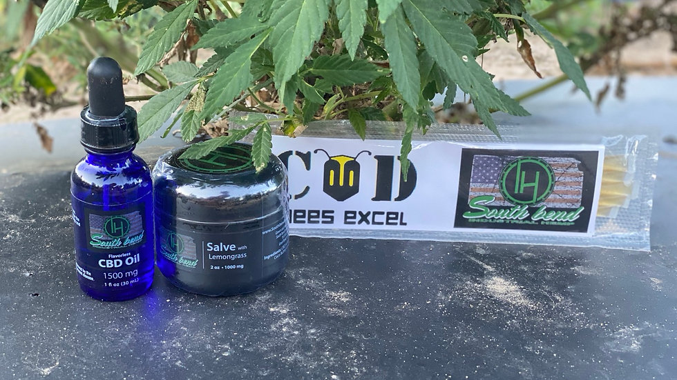 CBD Sweet Bundle