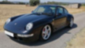 PORSCHE 911 993 à vendre chez Atelier 76
