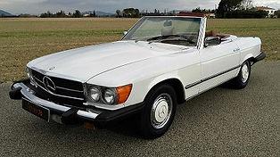Mercedes 450SL 1976